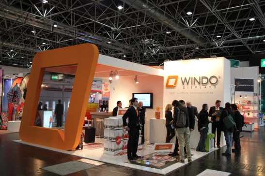 Windo Displays at EuroShop 2011 - Dusseldorf